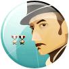 加油站调查员二级勋章