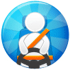 安全文明驾驶系安全带