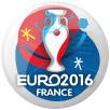 2016法国欧洲杯勋章